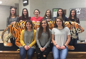 2017 PGHS Colors Day Court Announced