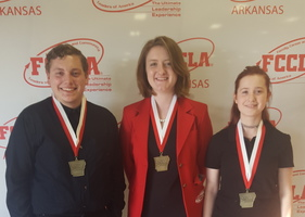 PGHS Students Do Well At STAR Events
